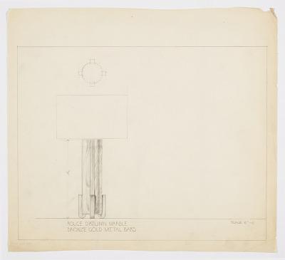 Design for Lamp