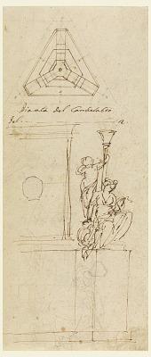 Design for a Candelabra