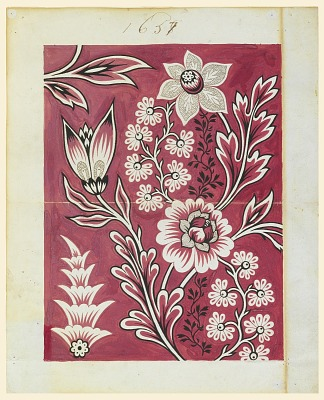 Design for a printed fabric