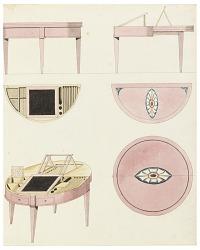 Design for Mechanical Furniture: Tables