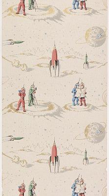 Astronauts & Spaceships