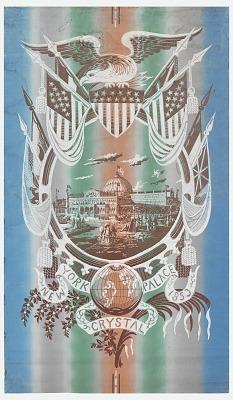 New York Crystal Palace, 1853
