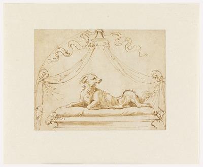 Design for Memorial to a Dog