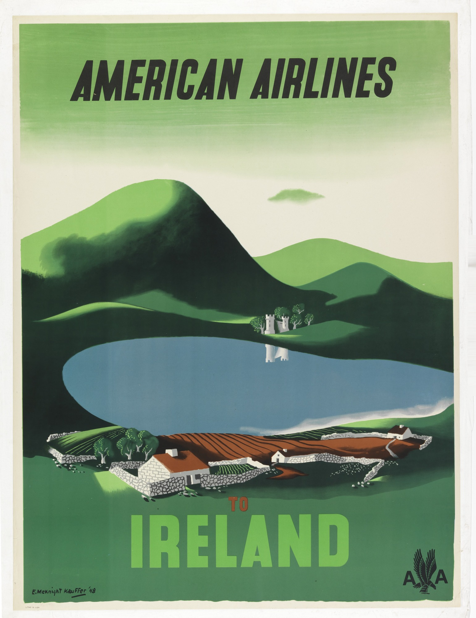 images for American Airlines to Ireland