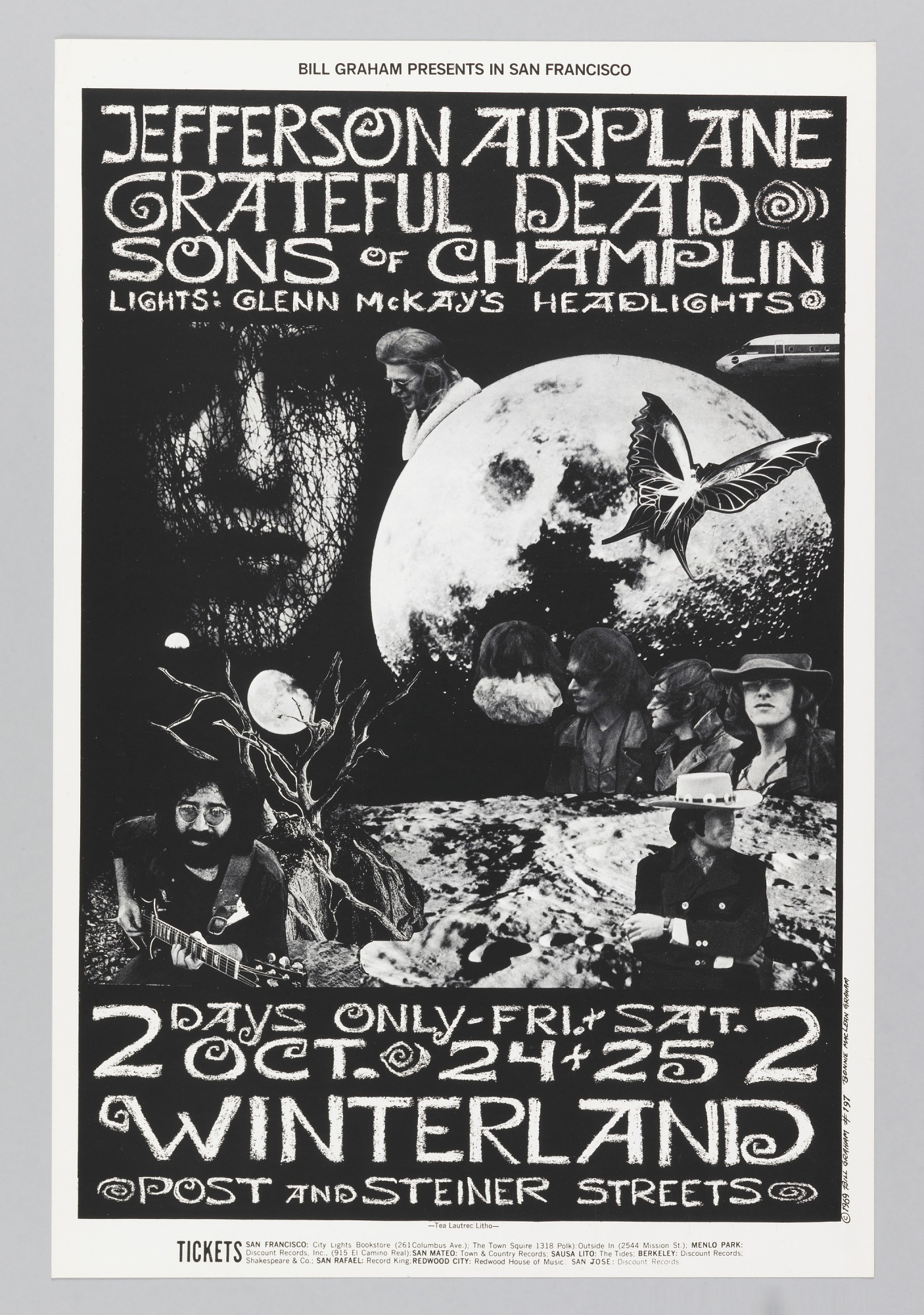 Image 1 for Jefferson Airplane / Grateful Dead / Sons of Champlin
