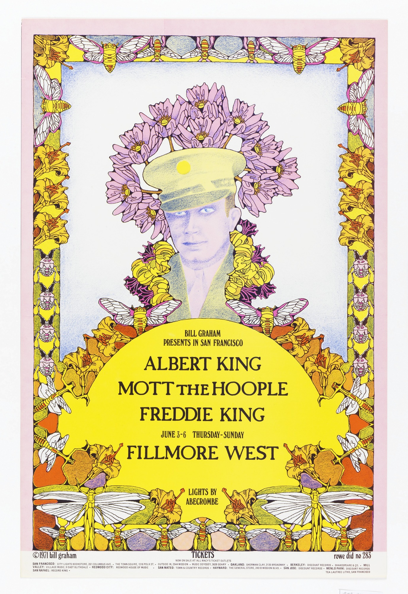 Image 1 for Albert King / Mott the Hoople / Freddie King