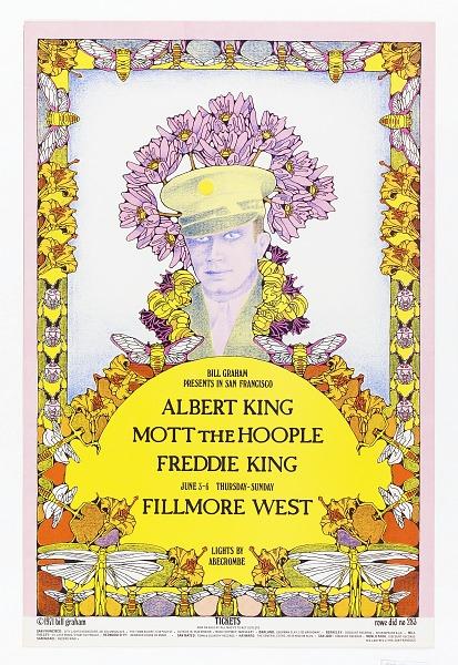 Image 1 for Albert King / Mott the Hoople / Freddie King