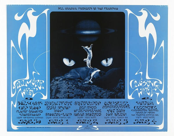 Image 1 for Fillmore West Closing Week
