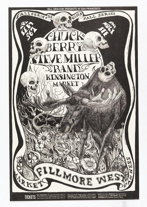 Image for Chuck Berry / Steve Miller Band