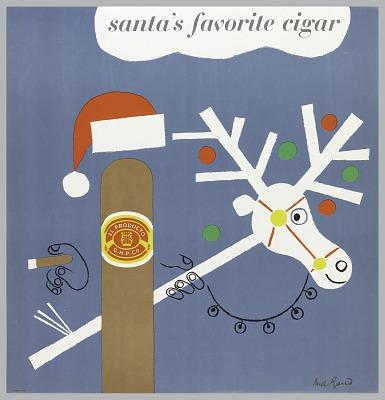Santa's Favorite Cigar