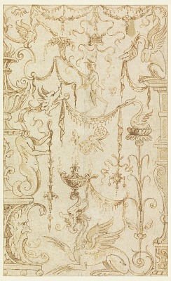 Design for Grotesque Decoration