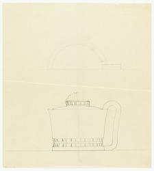Design for a Sugar Bowl