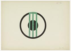 Design for a Monogram: O.M.