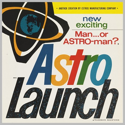 Man...or Astroman? Astro Launch