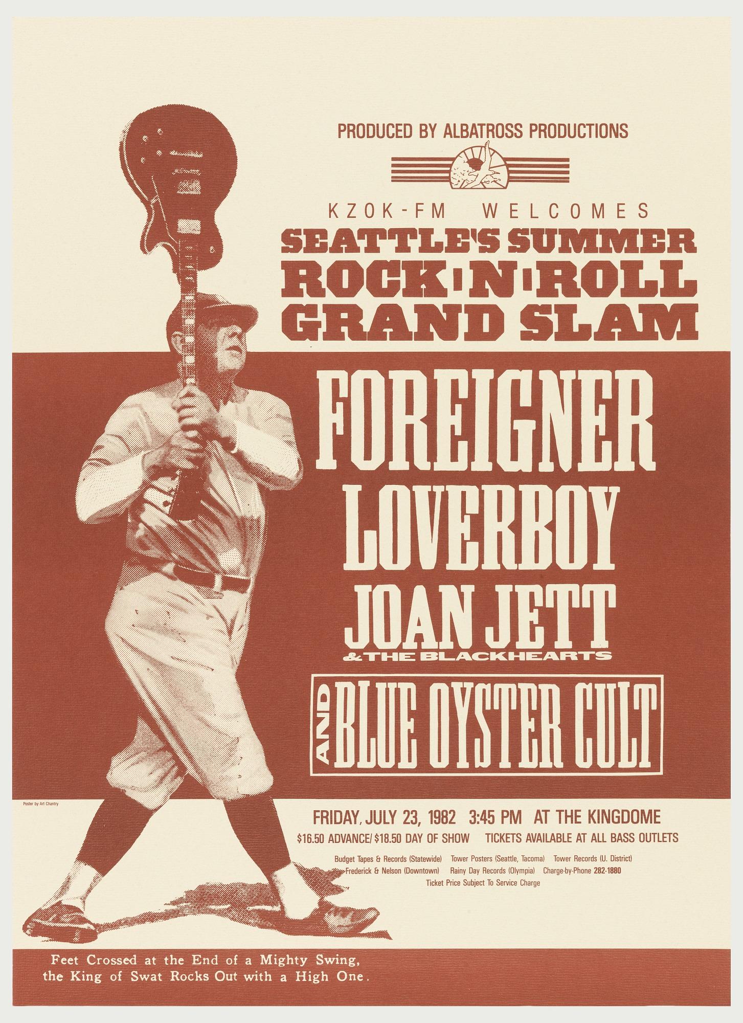Image 1 for Rock'n' Roll Grand Slam