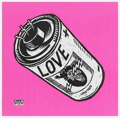 Love Battery: Dayglo