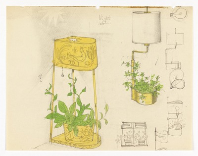 Two Designs for Table Lamps