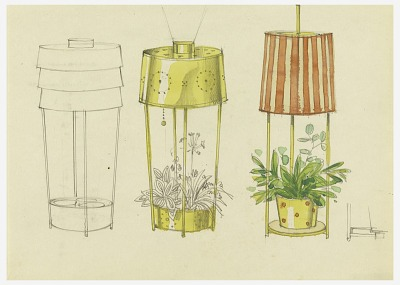 Three Designs: Table Lamps