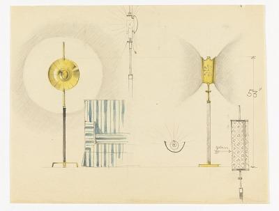 Two Floor Lamp Designs