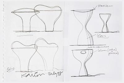 Alternative Table Lamp Designs, for Classicon