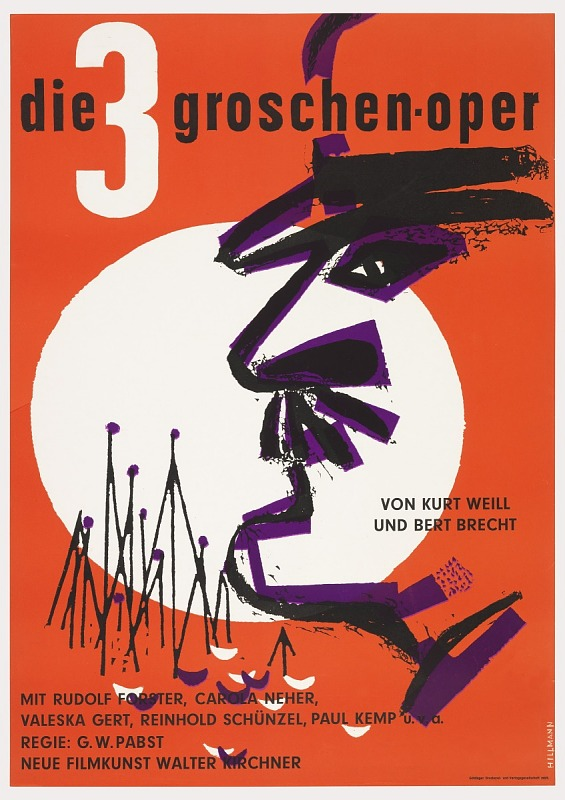 Image 1 for Die 3 Groschen-Oper The Three-Penny Opera