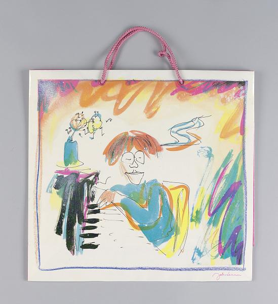 Image for John Lennon: Grand Piano Gift Bag