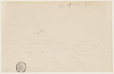 Geyser Basin, Yellowstone Park