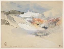 Yellowstone, Hot Springs