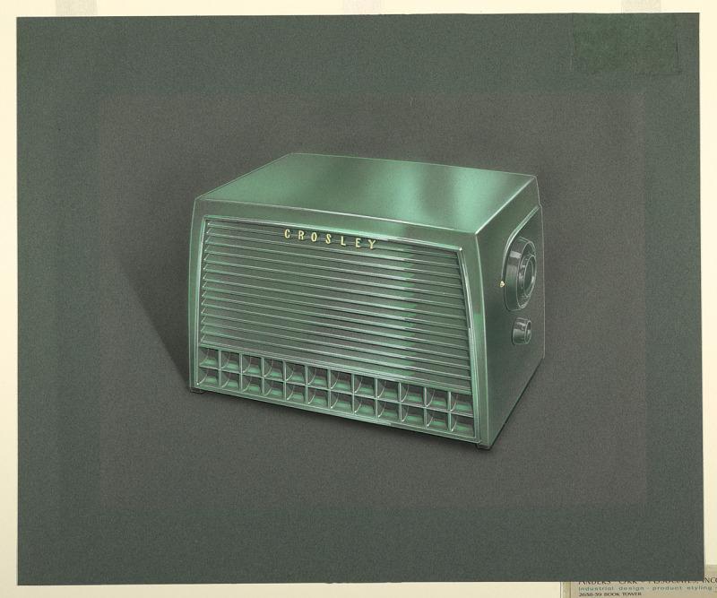 Image for Design for Rectangular Radio