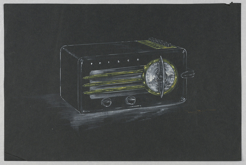 Image for Design for a Radio