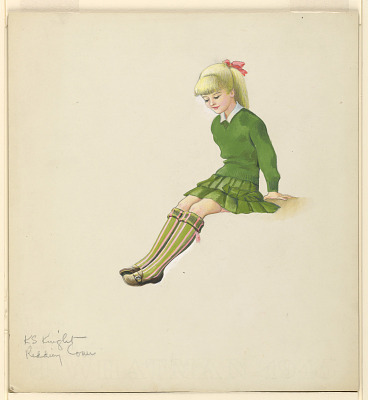 Designs for Knitted Stockings