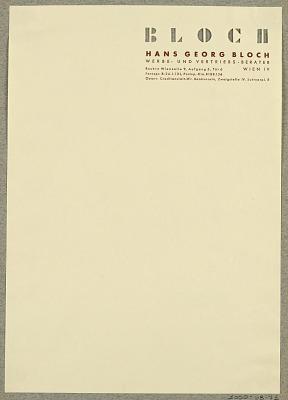 Hans Georg Bloch