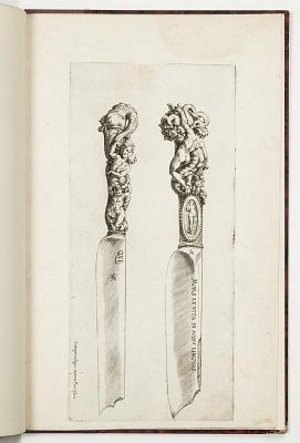 Designs for Knife Handles