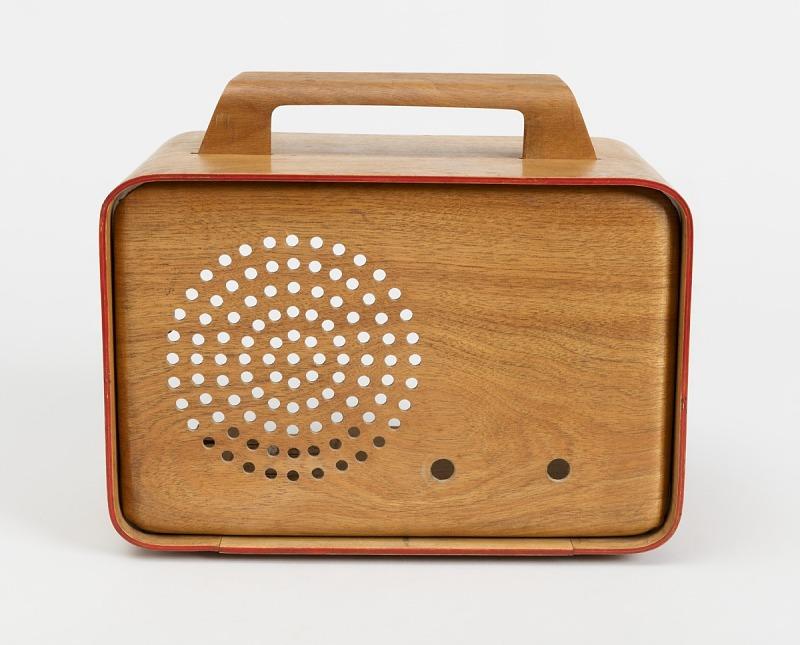 Image for Prototype radio enclosure
