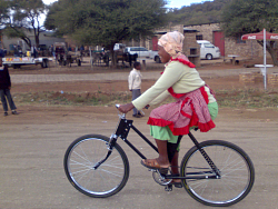 Design With Africa: Bicycle Modules