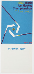 1962 World Ice Hockey Championships, The Broadmoor, Colorado Springs, Colorado