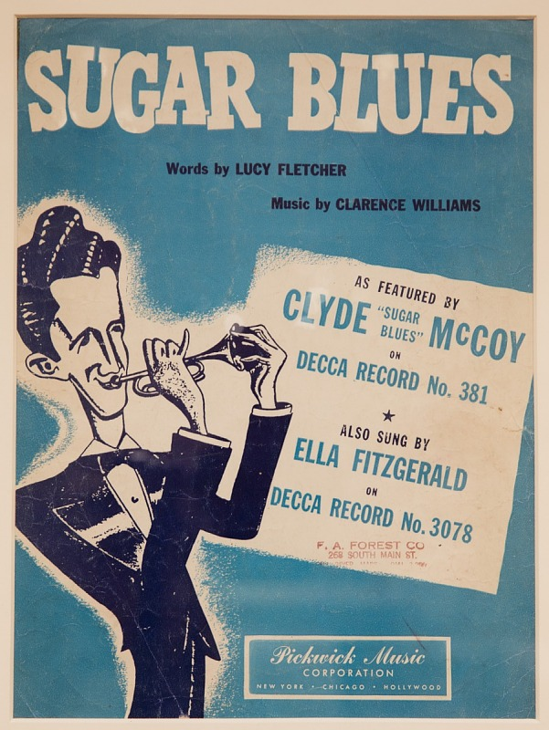 Image for Sugar Blues