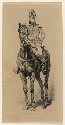 Portrait of Maréchal Duroc, Duc de Frioul