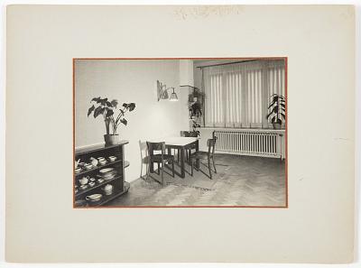 Living Room Interior, Prague