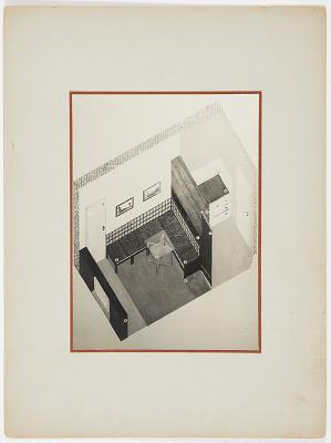 Photograph of Design for Apartment Interior, Prague