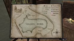 """Henry David Thoreau -  Resources and """"Walden: A Game"""""""