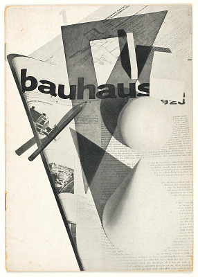 Bauhaus: Zeitschrift fuer Bau und Gestaltung (Journal of Construction and Design), Year 2, No. 1