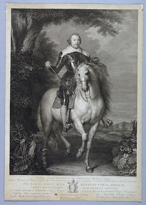 Imago Equestris Francisco de Moncada