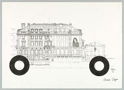 Carnegie Mansion Embellishment