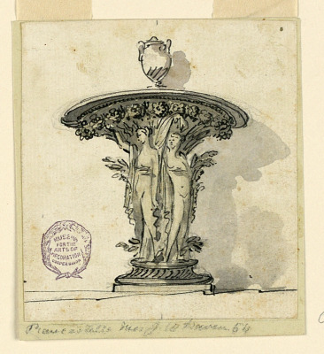 Design for a Table Ornament