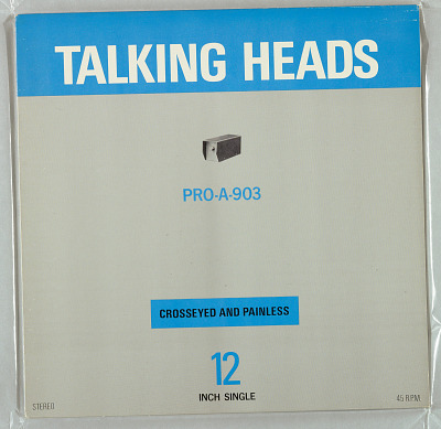 Talking Heads: Crosseyed and Painless