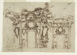 Stage Design: A Room in a Palace