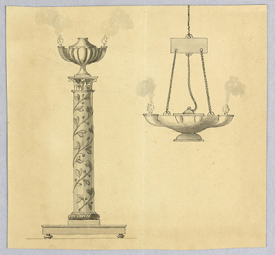 Designs for Oil Lamps