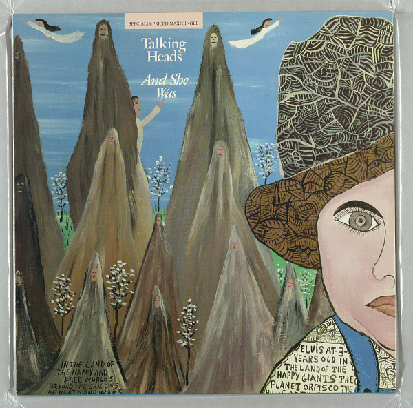 Image for Talking Heads: And She Was