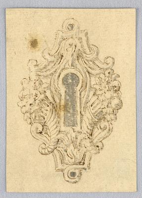 Design for a Door Plate